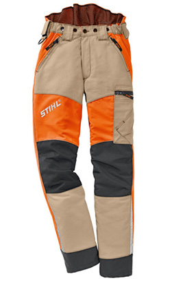 DYNAMIC VENT trousers