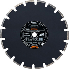 Diamond cutting wheels - Asphalt (A)