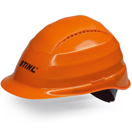 ROCKMAN construction helmet - orange