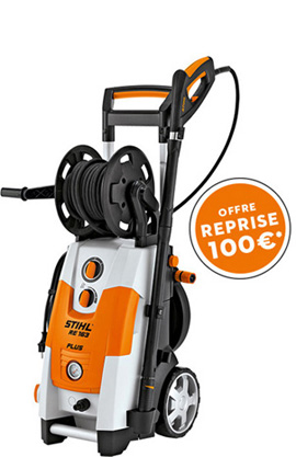 RE 163 PLUS - Reprise 100 €