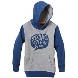"Hoodie ""YOUNG WILD"""