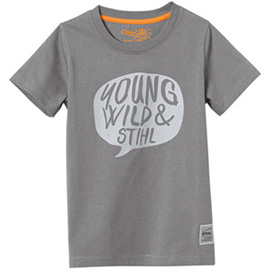 "T-Shirt ""YOUNG WILD"""