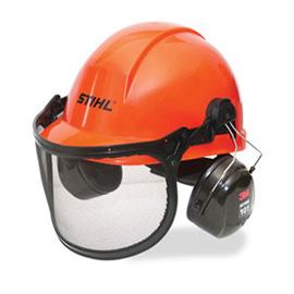 'A' Helmet System