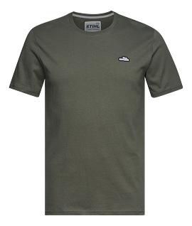 Pánské tričko ICON khaki