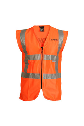 High visibility Vest Front