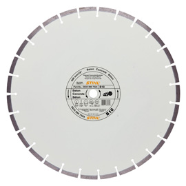 Diamond cutting wheel, Concrete (B)