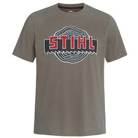 100% bawełna, historyczne logo STIHL