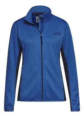 Dámská fleecová bunda ICON modrá