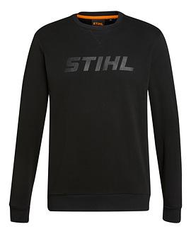 Sweat-shirt LOGO noir