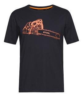 Pánské tričko MS 500i černé
