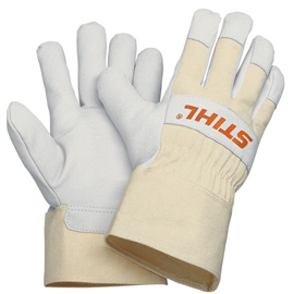 Work gloves - Pigskin/cotton (canvas)