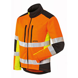 Veste de signalisation anti-coupure Protect MS