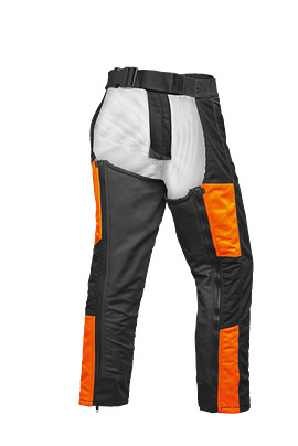 Chaps 360° all-round leg protection