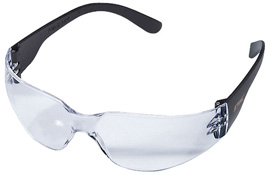 safety glasses Light - clear
