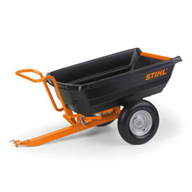 PICK UP 300 tilting trailer