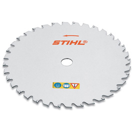 Circular saw blade, carbide-tipped
