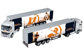 Miniature STIHL TIMBERSPORTS® lorry