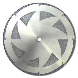 ダイヤモンドブレード 鋳鉄管用