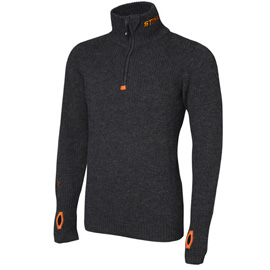 X-FIT strikket pullover