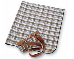 Picknick-Decke mit Tragegurt