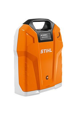 Batterie dorsale AR 3000 L