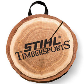 Coussin rondelle Timbersports