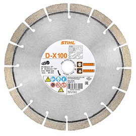 Diamond cutting wheel,