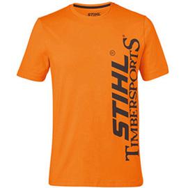 Tričko STS oranžové