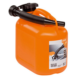Bidão de gasolina - Laranja