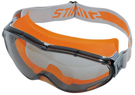 Vollsichtbrille Ultrasonic, getönt
