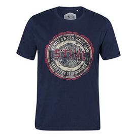Тениска Heritage, синя