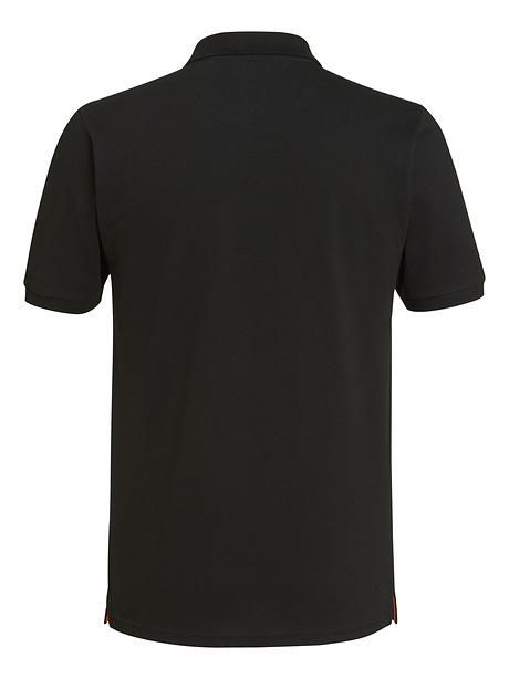 Polo shirt »SMALL AXE«, black