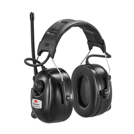 Hørselvern med radio DAB+