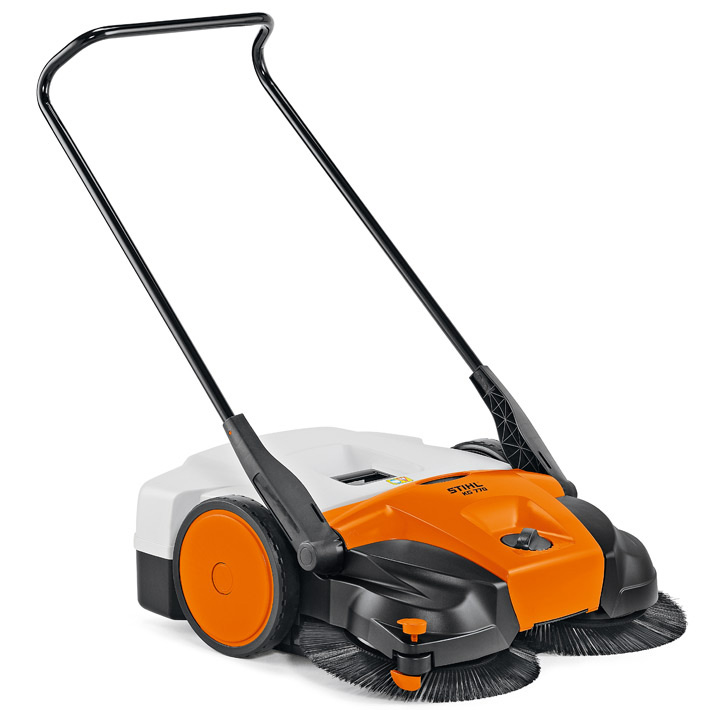 Stihl Blower 770 : Kg sweeper for professional users in large areas