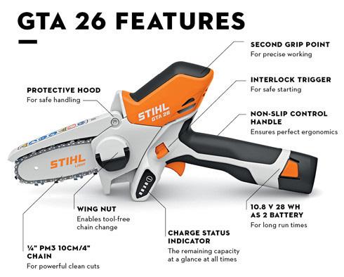 GTA 26 Garden Pruner