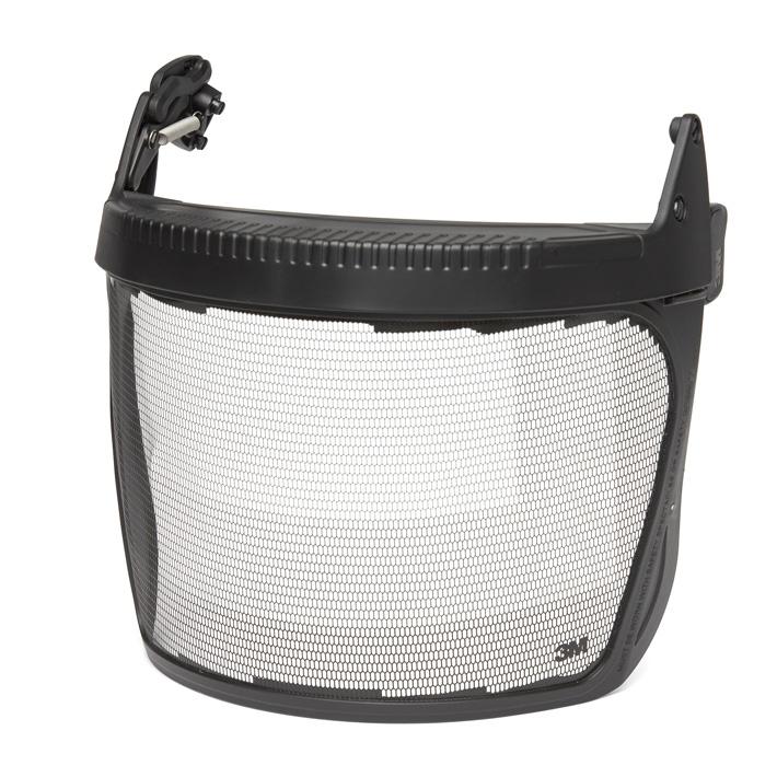 Visir V5 med hjelmfeste, til hjelm G 3000 og ryddesett i serie G500