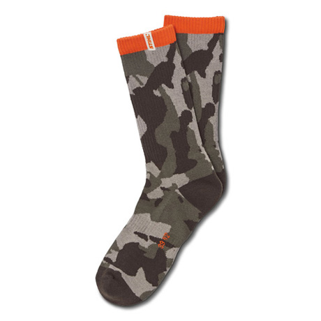 """CAMOUFLAGE"" functional socks"