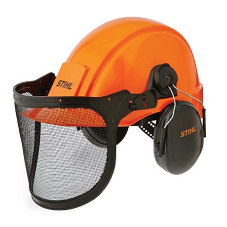 'B' Helmet System (Class C)