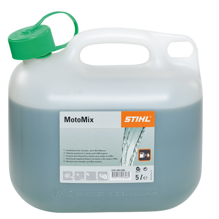 Best Engine Oil Brand >> MotoMix - Efficient ready-mixed fuel for all STIHL engines