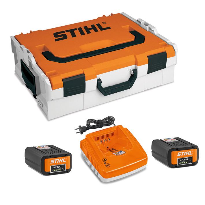 Power Box ADVANCE avec 2x AP 300 et AL 500