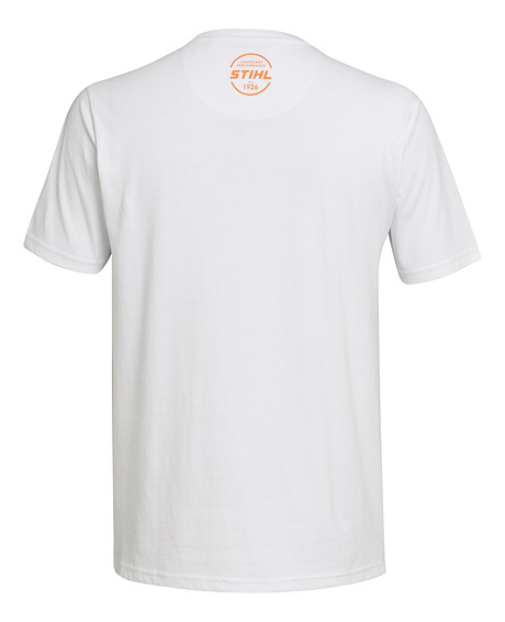 T-shirt LOGO, white