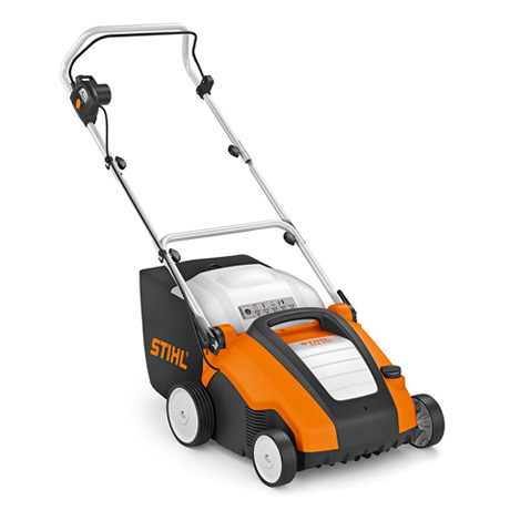 Compact Electric Lawn Scarifier With