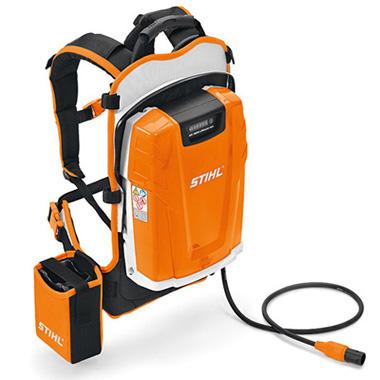 Bateria de mochila AR 2000