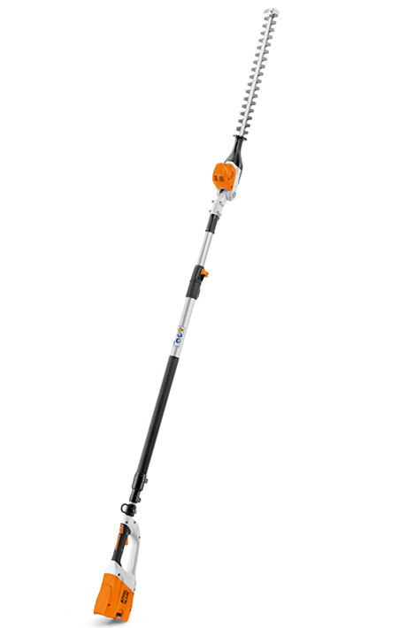 HLA 85 Telescopic long-reach hedge trimmer promotional set and tool only