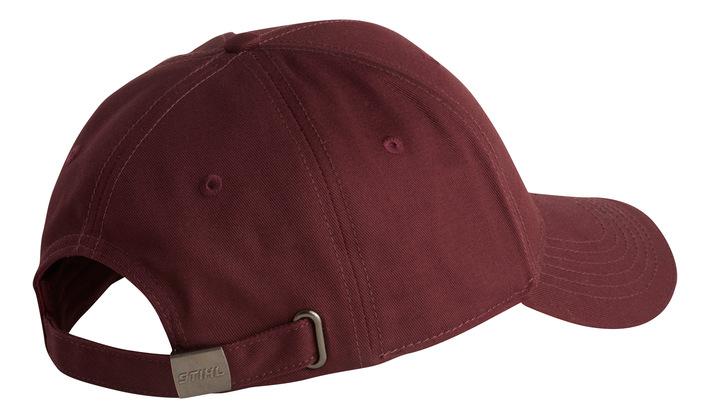 Cap »NATURE«, red