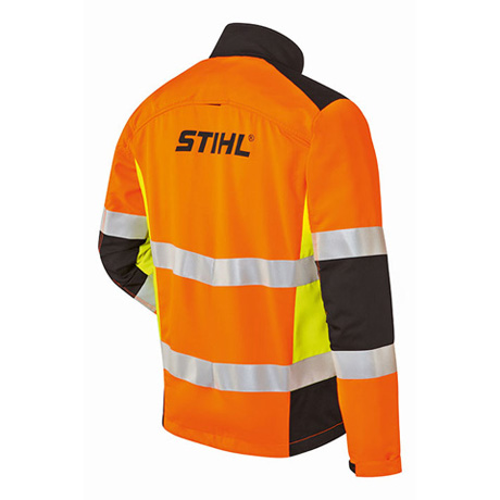 Veste de signalisation anti-coupures Protect MS