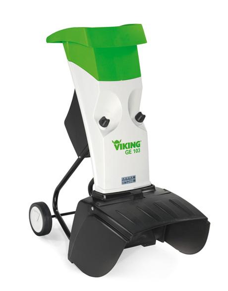 Tocator de frunze si crengi Viking GE 103.1