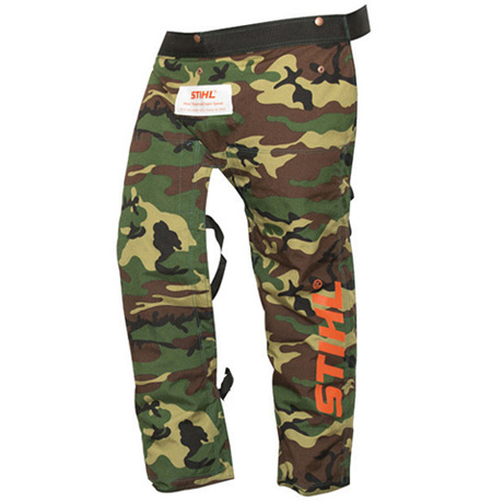 STANDARD 2,600 Camouflage Chaps