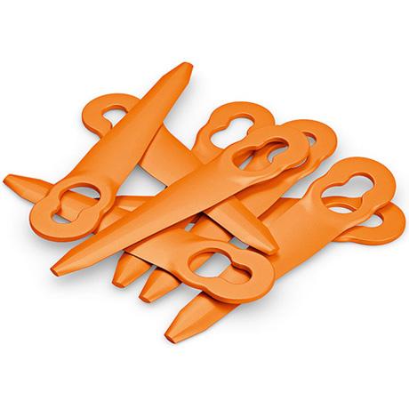 Satz Kunststoffmesser für PolyCut 2-2 und PolyCut 3-2