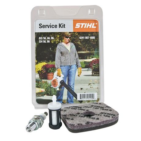 Servicekit till BG 56/86, SH 56/86, BR 200 och BR 500/550/600